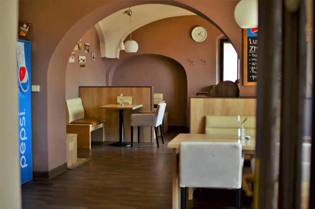 Kavárna Dašice